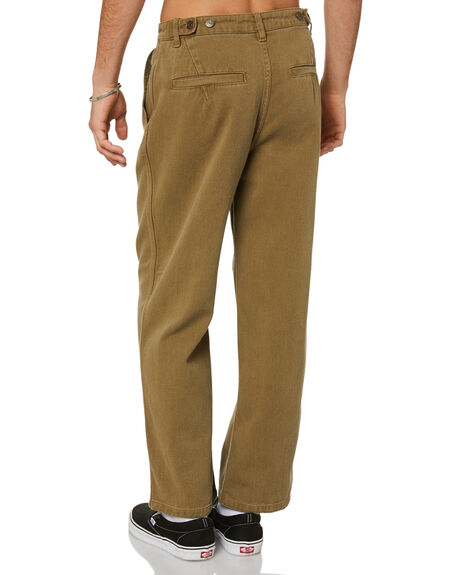KHAKI MENS CLOTHING LEE PANTS - L-606788-260
