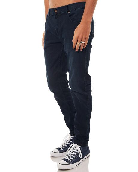 DARK RETRO MENS CLOTHING DR DENIM JEANS - 1330125-E84