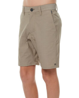 LIGHT KHAKI KIDS BOYS BILLABONG SHORTS - 8571704KHA