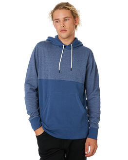 MYSTIC NAVY MENS CLOTHING HURLEY JUMPERS - BV2111408