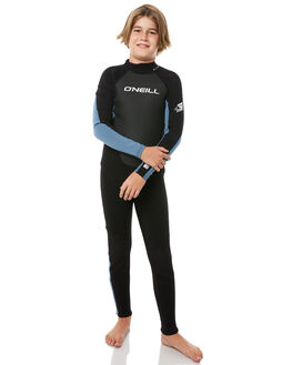 BLACK DUSTY BLUE SURF WETSUITS O'NEILL STEAMERS - 3802OASG1