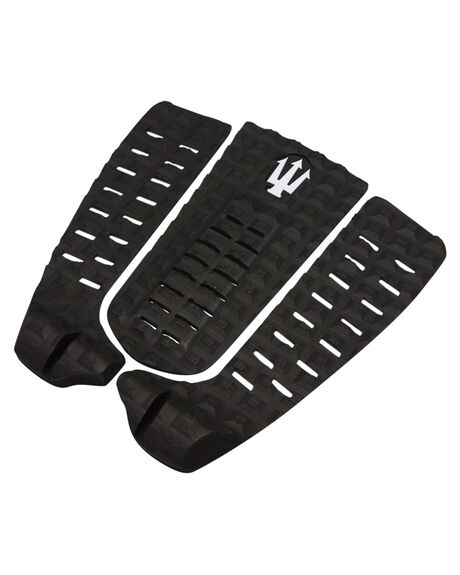 BLACK BOARDSPORTS SURF FAR KING TAILPADS - 1208BLK