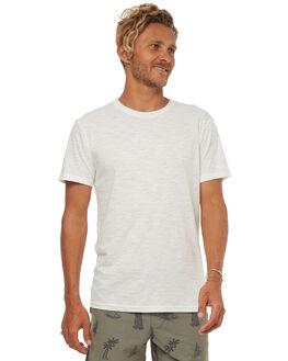 WHITE MENS CLOTHING RHYTHM TEES - JAN18M-CT01WHT