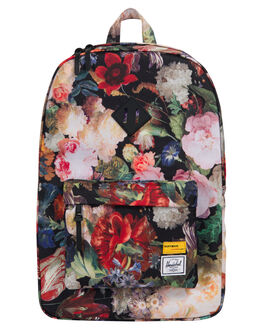 FALL FLORAL WOMENS ACCESSORIES HERSCHEL SUPPLY CO BAGS + BACKPACKS - 10007-02222FLR
