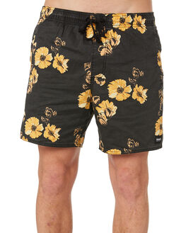 CHEERS GRAN FLORAL MENS CLOTHING AFENDS BOARDSHORTS - M183354FLRL