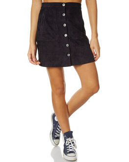 BLACK WOMENS CLOTHING THE HIDDEN WAY SKIRTS - H8173473BLK