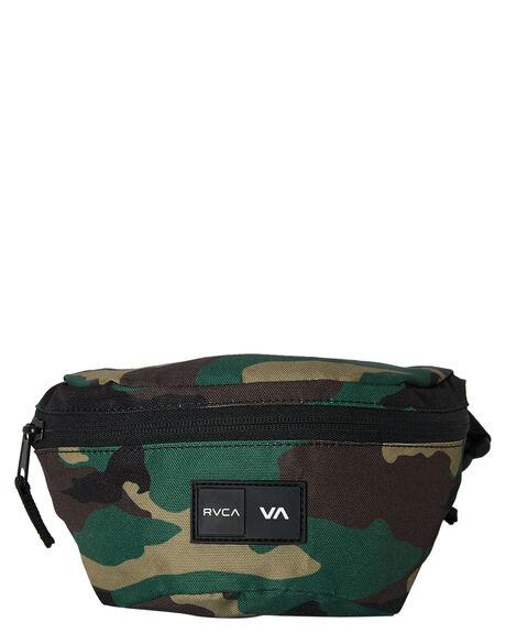 CAMO MENS ACCESSORIES RVCA BAGS + BACKPACKS - R391457ACAM
