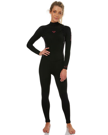 BLACK BOARDSPORTS SURF ROXY WOMENS - ERJW103025KVA0