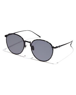 MATTE BLACK MENS ACCESSORIES VALLEY SUNGLASSES - S0297MTBLK