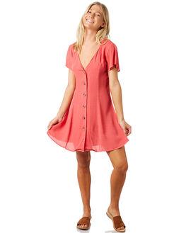 CAMELLIA WOMENS CLOTHING BILLABONG DRESSES - 6581485CAM