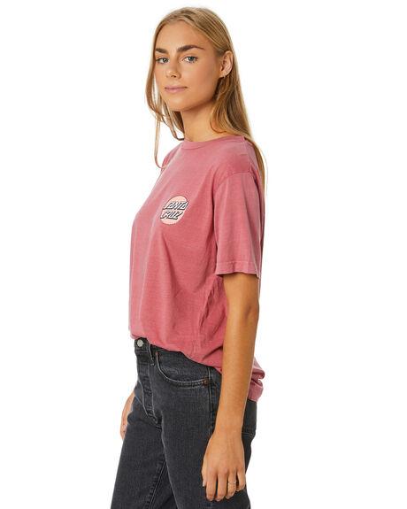 PIGMENT PUNCH WOMENS CLOTHING SANTA CRUZ TEES - SC-WTB0139PPCH