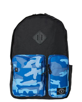 NIGHT COVER MENS ACCESSORIES PARKLAND BAGS + BACKPACKS - 20006-00252-OSNIGH