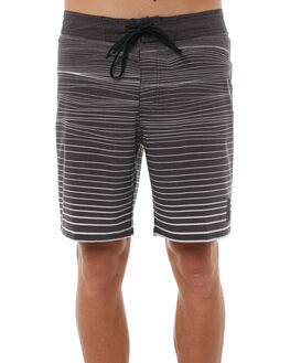 BLACK MENS CLOTHING DEPACTUS BOARDSHORTS - D5183231BLACK