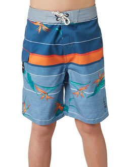 ORANGE KIDS BOYS RIP CURL BOARDSHORTS - KBOTC70030