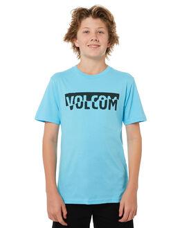 AQUA KIDS BOYS VOLCOM TEES - C5011800AQU