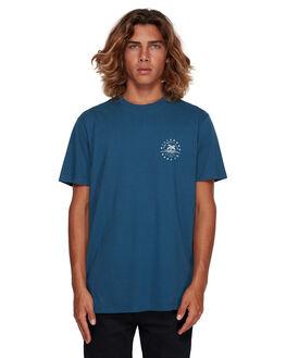 DARK BLUE MENS CLOTHING BILLABONG TEES - BB-9591008-B69