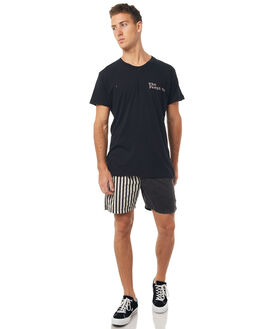 MALIBU STRIPE MENS CLOTHING THE PEOPLE VS BOARDSHORTS - HS17028MALST