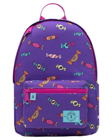 BON BON KIDS GIRLS PARKLAND BAGS + BACKPACKS - 20020-00304-OSBON