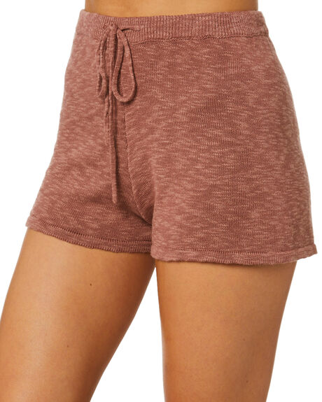 CLAY WOMENS CLOTHING SWELL SHORTS - S8212236CLAY