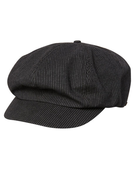 NAVY GREY WOMENS ACCESSORIES BRIXTON HEADWEAR - 00930NVGRY
