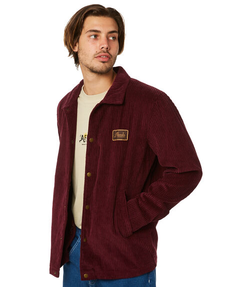 PORT MENS CLOTHING AFENDS JACKETS - M191580PORT