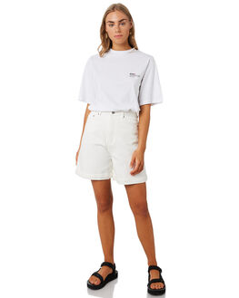 WHITE WOMENS CLOTHING THE FIFTH LABEL TEES - 402001039-14WHT