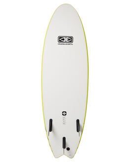 LIME BOARDSPORTS SURF OCEAN AND EARTH SOFTBOARDS - SESO60LME