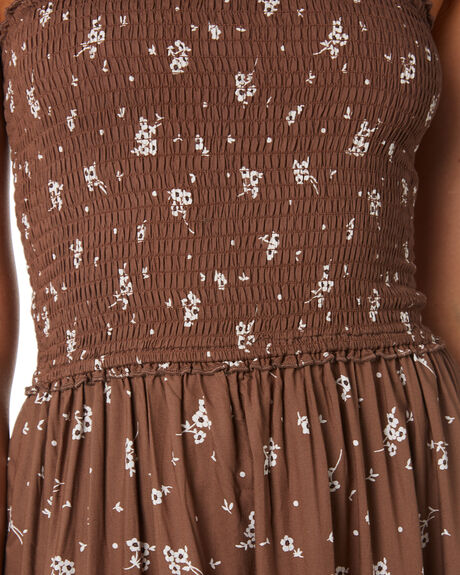 ROMANCE FLORAL OUTLET WOMENS THE HIDDEN WAY DRESSES - H8202450ROMFL