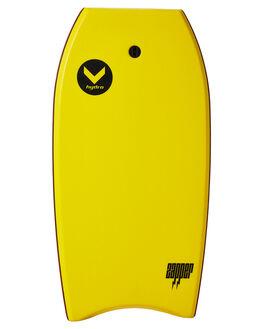YELLOW BOARDSPORTS SURF HYDRO BOARDS - ZB18-HYD-045YEL