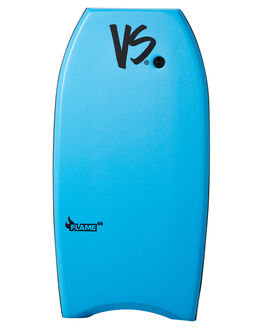 SKY BLUE RED BOARDSPORTS SURF VS BODYBOARDS BODYBOARDS - VSFLAME45SBSBLUR