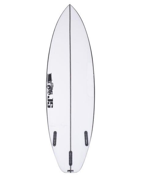 CLEAR BOARDSPORTS SURF JS INDUSTRIES SURFBOARDS - JPMBCLR