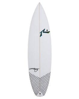 CLEAR BOARDSPORTS SURF RUSTY SURFBOARDS - RUYESTHANKSCLR