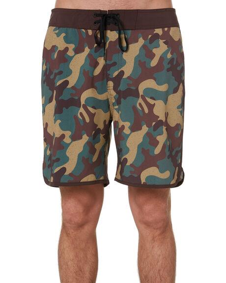 CAMO MENS CLOTHING DEPACTUS BOARDSHORTS - D5212233CAMO