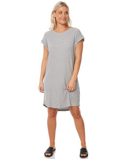 GREY MARLE WOMENS CLOTHING RUSTY DRESSES - DRL0913GMA