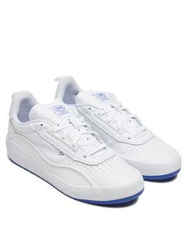 WHITE MENS FOOTWEAR ADIDAS SNEAKERS - EG2469WHT