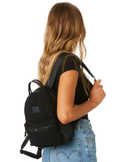 BLACK WOMENS ACCESSORIES HERSCHEL SUPPLY CO BAGS + BACKPACKS - 10501-03076-OSBLK