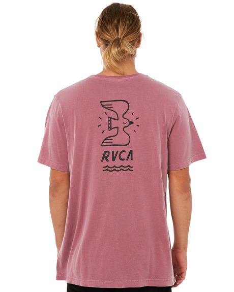 ROSE MENS CLOTHING RVCA TEES - R183043ROSE