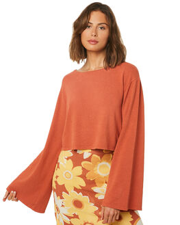 AUTUMN WOMENS CLOTHING AFENDS FASHION TOPS - W191061AUT