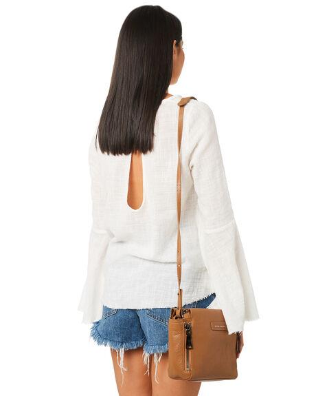 TAN WOMENS ACCESSORIES STATUS ANXIETY BAGS + BACKPACKS - SA7226TAN