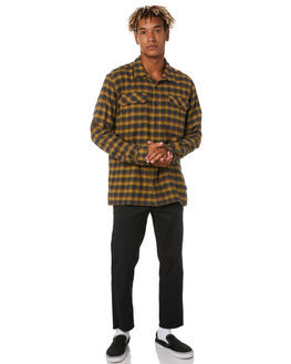 CASTROVILLE BLACK MENS CLOTHING PATAGONIA SHIRTS - 53947CEIB