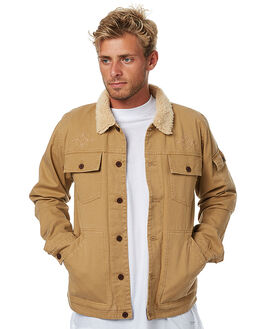 CAMEL MENS CLOTHING THE CRITICAL SLIDE SOCIETY JACKETS - ASJ1701CAMEL
