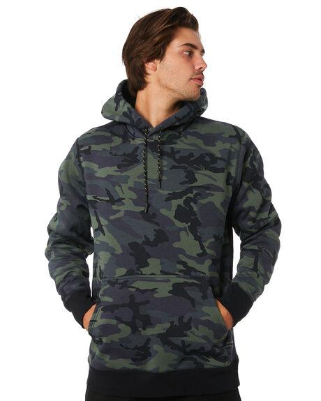 CAMO MENS CLOTHING BILLABONG JUMPERS - 9585627CAMO