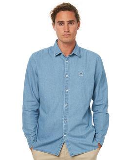 INDIGO MENS CLOTHING BARNEY COOLS SHIRTS - 308-MC3IND