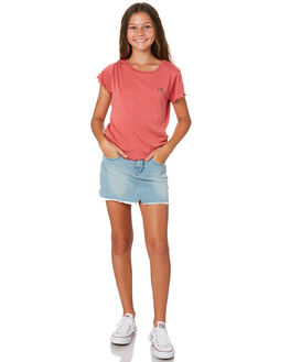 SLATE ROSE KIDS GIRLS EVES SISTER TOPS - 9520002PNK