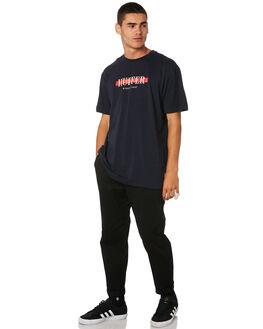 BLACK 2 MENS CLOTHING HUFFER PANTS - MPA91P4401BLK