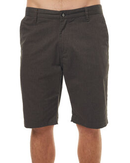 CHARCOAL HEATHER MENS CLOTHING VOLCOM SHORTS - A09313S0CHH