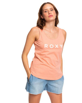 CANYON CLAY WOMENS CLOTHING ROXY SINGLETS - ERJZT04745-MJR0