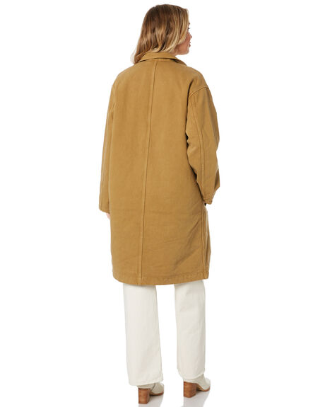 GOLDEN TOUCH WOMENS CLOTHING LEVI'S JACKETS - 85342-0000GLDNT