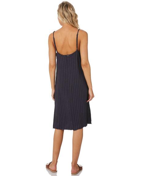 BLUE NIGHTS WOMENS CLOTHING RUSTY DRESSES - DRL1012BNI