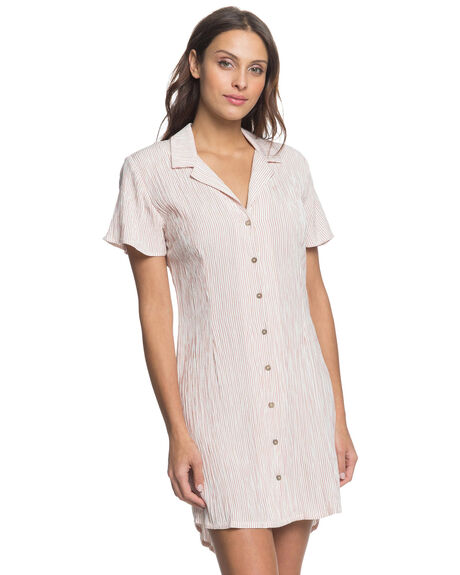 BRUSCHETTA DOT WOMENS CLOTHING ROXY DRESSES - ERJWD03454-MNP4